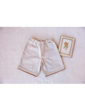 pantalón corto arena